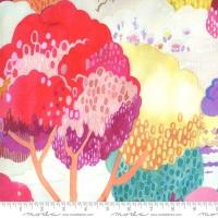 Moda - Fanciful Forest - Fanciful Scenic Watercolour - 33570 13 (Petal)