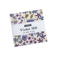 Moda - Violet Hill - Charm Pack