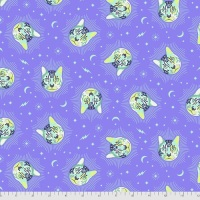 Tula Pink - Curiouser & Curiouser - Cheshire - PWTP164.DAYDREAM