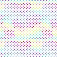 Andover - Hearts - 9793/L (Rainbow Daylight)