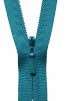 Concealed Zip - 20cm / 8in - Kingfisher