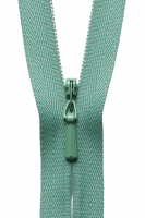 Concealed Zip - 20cm / 8in - Dark Mint
