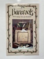 Sewing Tote - Pattern for Sewing Tote and Chatelaine - Bareroots