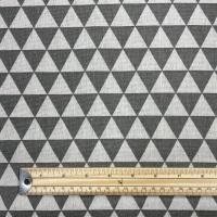 Hessian - Grey Triangles
