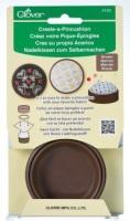 Create-a-Pincushion - Brown (Clover)