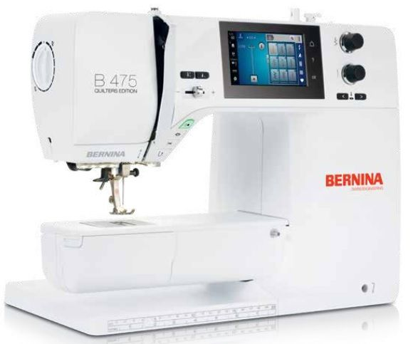 Berenina S-475 Quilters Edition