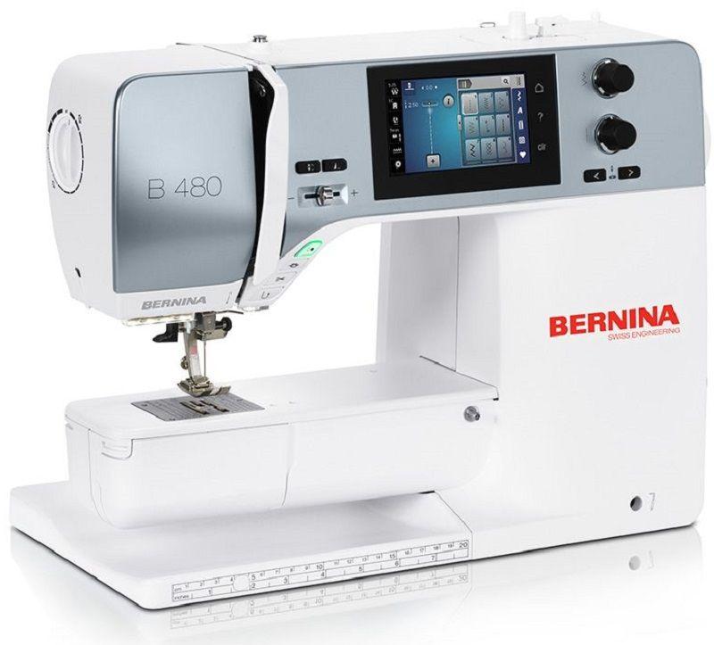 Bernina S-480