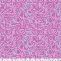 *NEW!* - Onion Rings - Pink - QBBM001.PINK - Kaffe Fassett Quilt Backing