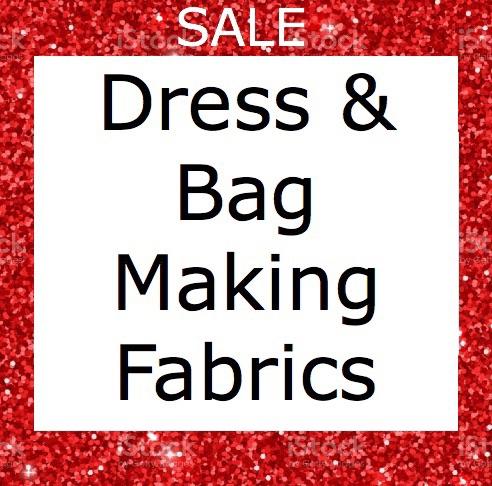 Dressmaking Sale