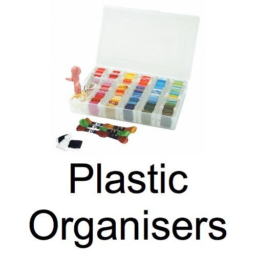 Plastic Organisers