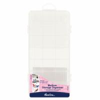 Plastic Storage Box - Medium (Hemline)