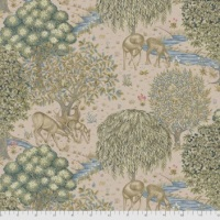 The Original Morris & Co - The Brook - Blush - PWWM060BLUSH - Free Spirit Fabrics