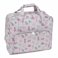 Sewing Machine Bag - Cats (Groves Hobby Gift)