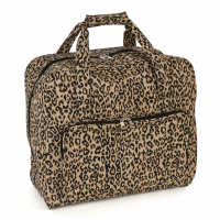 Sewing Machine Bag - Leopard (Groves Hobby Gift)
