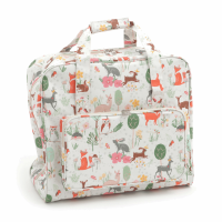 Sewing Machine Bag - Woodland (Groves Hobby Gift)