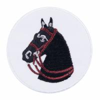 Motif - Black Horse Badge