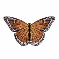 Motif - Butterfly - Orange