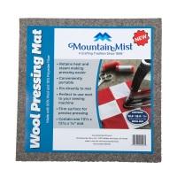 "Wool Pressing Mat - 13 ½"" x 13 ½"" (Mountain Mist)"