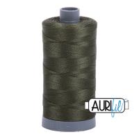 Aurifil Cotton 28wt, 4241 Very Dark Grey