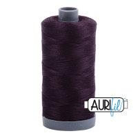 Aurifil Cotton 28wt, 2570 Aubergine