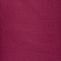 Poly Cotton Blend - Plain - Burgundy