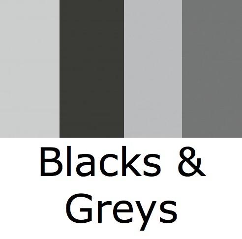Blacks & Greys