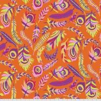 Tickle My Fancy - Orange - PWBM080.ORANGE - Kaffe Fassett Collective