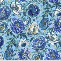 Dorothy - Blue - PWPJ109.BLUE - Kaffe Fassett Collective