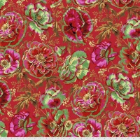 Dorothy - Red - PWPJ109.RED - Kaffe Fassett Collective
