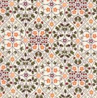 Liberty London Fabrics - Orchard Garden - Garden Gates Z