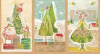 Blend - Joy and Wonder - Deck the Halls Panel - 112-107-01