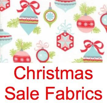 Christmas Sale Fabric