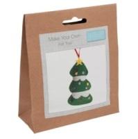 Felt Decoration Kit: Christmas: Tree