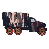 Motif - Army Truck