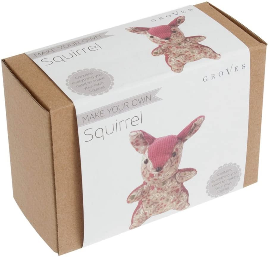 Sewing Kit: Make Your Own Squirrel