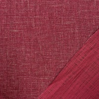 Sevenberry Japanese Fabric - Linen-Look - No. 88500 Colour: 1 - 3 (Red)