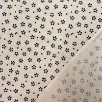 Sevenberry Japanese Fabric - Sakura Cherry Blossom - No. 88222 Colour:  - (Taupe)