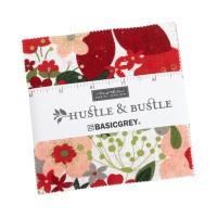 Moda - Hustle and Bustle - Charm Pack