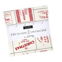 Moda - Red Barn Christmas - Charm Pack