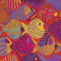 Kaffe Fassett Collective - Reds and Pinks