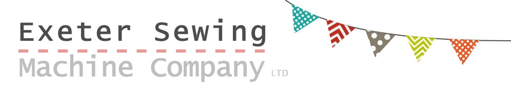 exetersewing.co.uk, site logo.