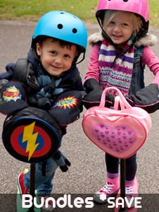 Scooterearz and Bagz Bundles Save money when buying together