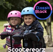 Classic Black Scooterearz