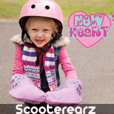 NEW Heart Scooterearz