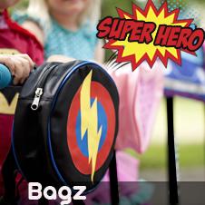 Super Hero Bagz