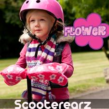 Flower Scooterear
