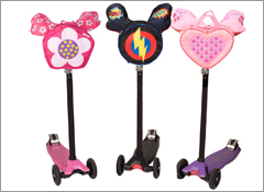 Scooterearz and Bagz bundle only £23.99