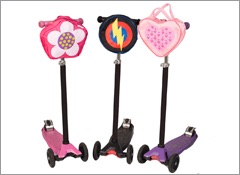 Buy Scooterearz Bagz - fit all makes of scooter including Micro Scooters