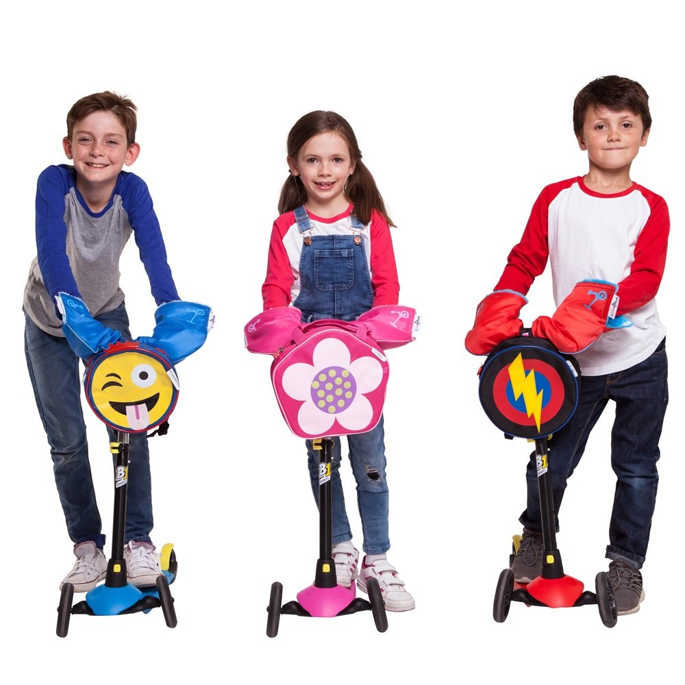 <!-- 007 --> Scooterearz and Bagz Scooter Accessory Sets