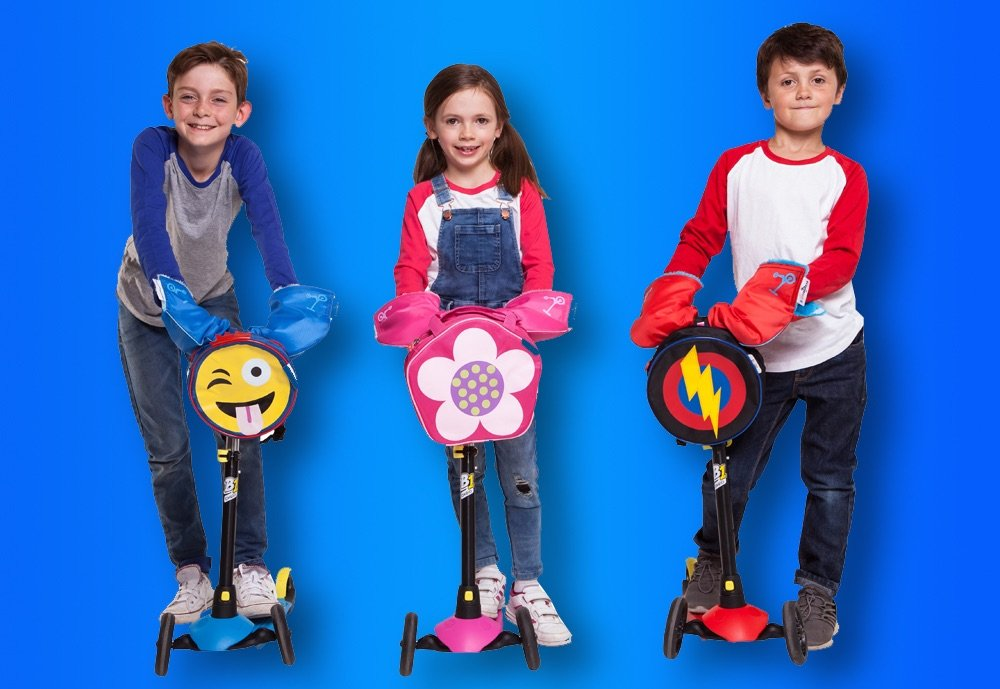 Scooterearz Kids Scooter Accessory Sets